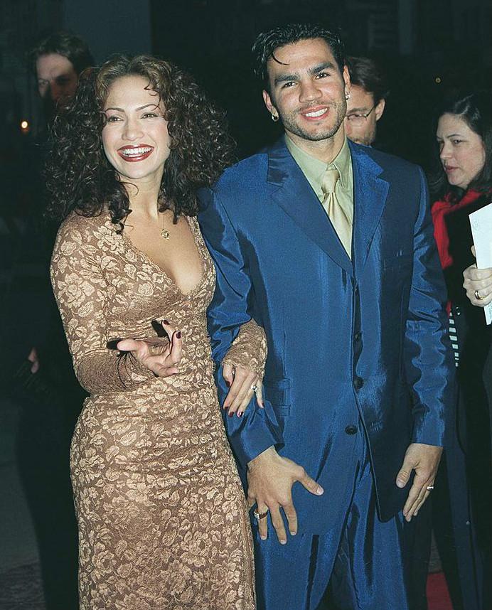 Jennifer Lopez y Ojani Noa