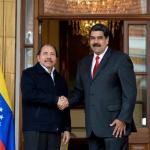 Daniel Ortega y Nicolás Maduro
