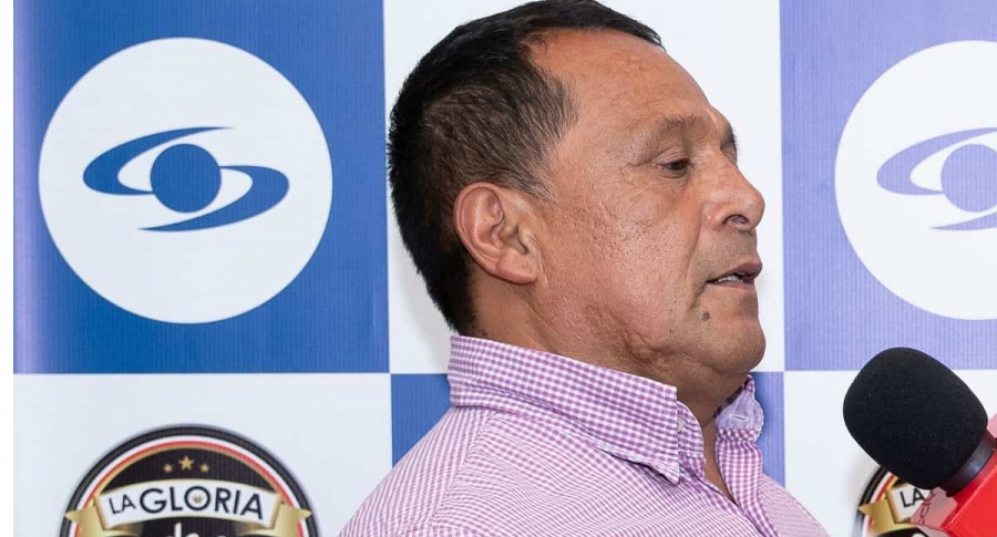 Luis Eduardo Díaz, exconcejal.