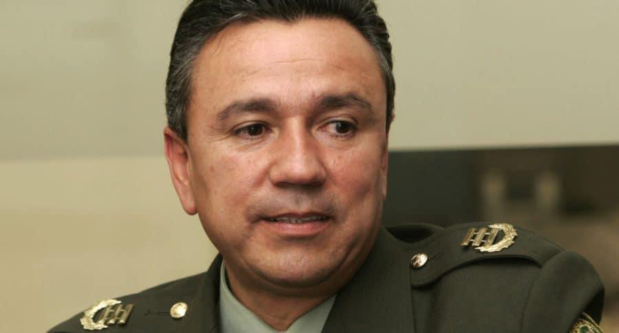 General (r) Mauricio Santoyo