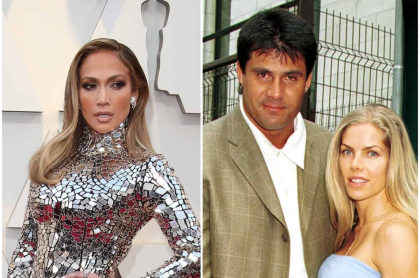 Jennifer Lopez / Jose y Jessica Canseco
