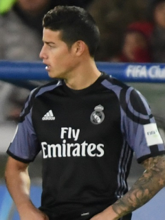 Por no poner a James, hinchas colombianos vuelven a insultar a Zidane