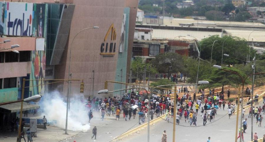 Saqueos en Maracaibo