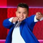 Camilo José, La voz kids