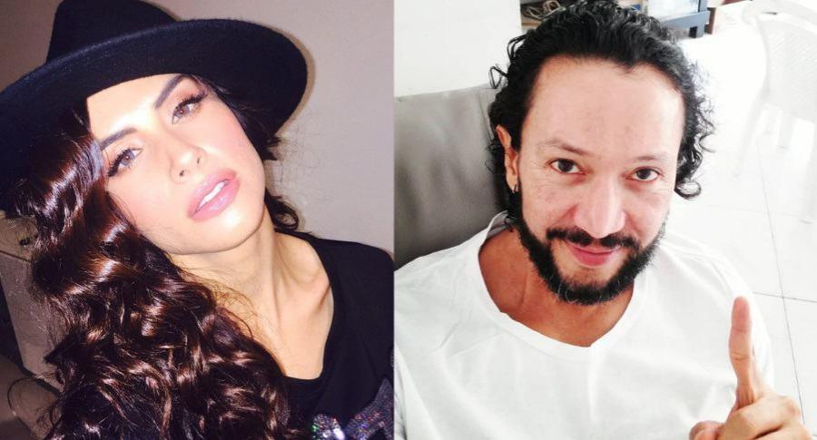 Jessica Cediel y Martín Carrillo