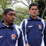 Ímer Machado y Óscar Julián Ruiz