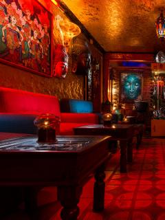 5 restaurantes temáticos para salir de la rutina en Bogotá