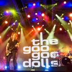 Johnny Rzeznik de los Goo Goo Dolls en Budapest, Hungría.