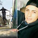 Antonio Silva, promesa de BMX asesinado