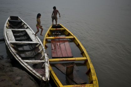 Emergencia humanitaria en Chocó