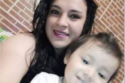 Leidy Vanesa Huertas Rodríguez, muerta en accidente de tránsito
