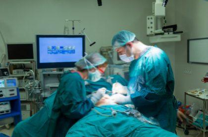 Sala cirugía