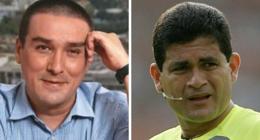 Matador y Óscar Julián Ruiz