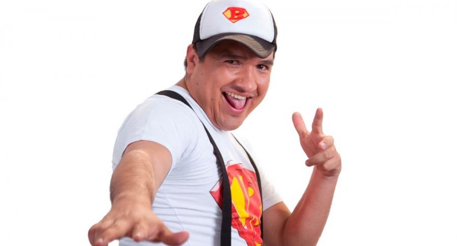 Frey Quintero 'Boyacoman', humorista.