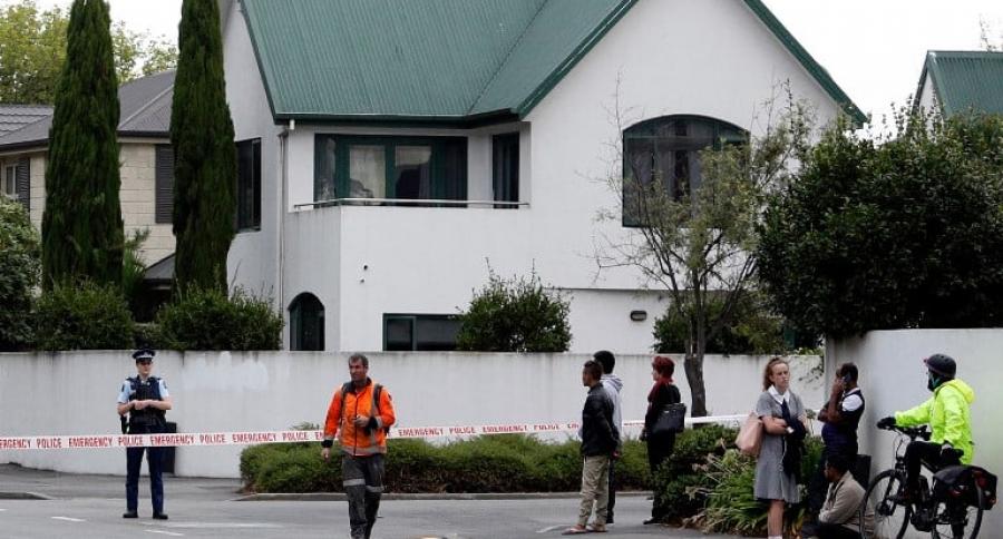 Mezquita Al Noor Nueva Zelanda