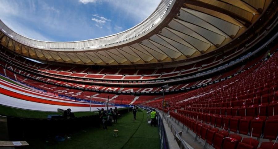 Estadio Wanda Metropolitano de Madrid