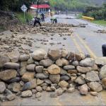 Protesta en Cauca