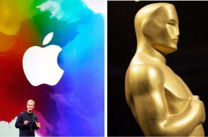 Apple y premios Óscar