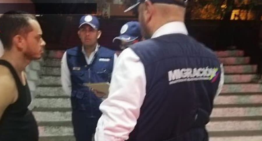 Espía cubano en Migración Colombia