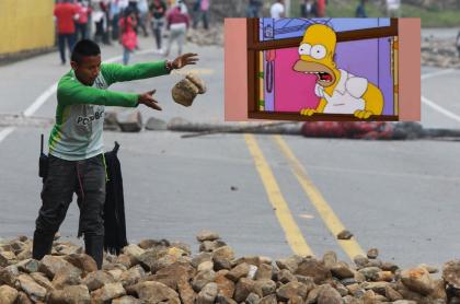 Indígenas y Homero