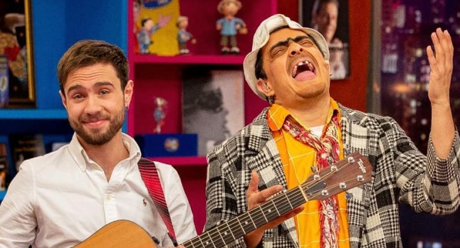 José Julián Gaviria y Suso el paspi