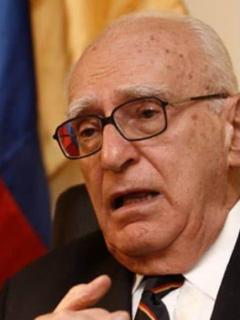Murió José Galat