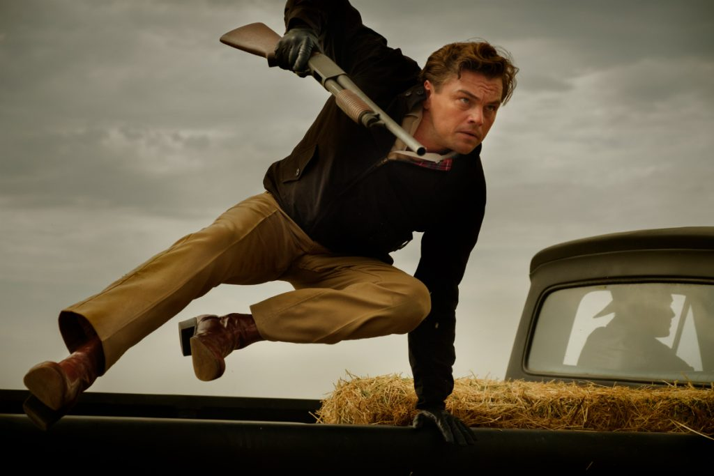 Leonardo DiCaprio en 'Once Upon A Time In Hollywood'
