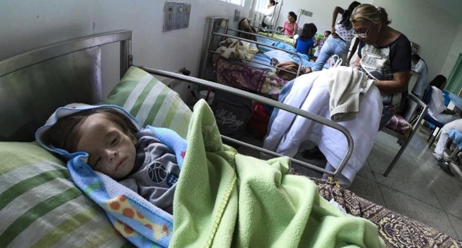 Hospitales en Venezuela