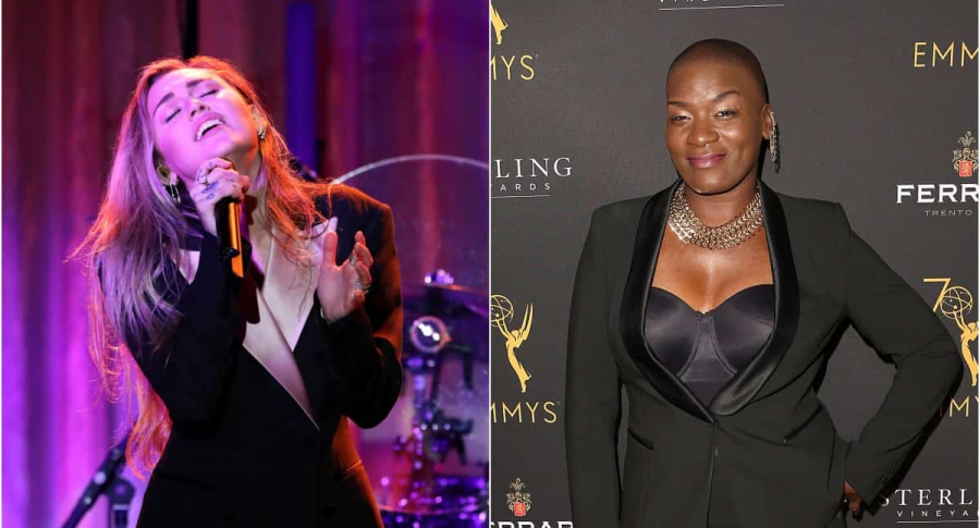 Miley Cyrus / Janice Freeman