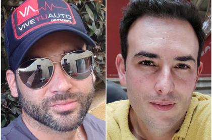 Juan Pablo Obregón y Sebastián Martínez