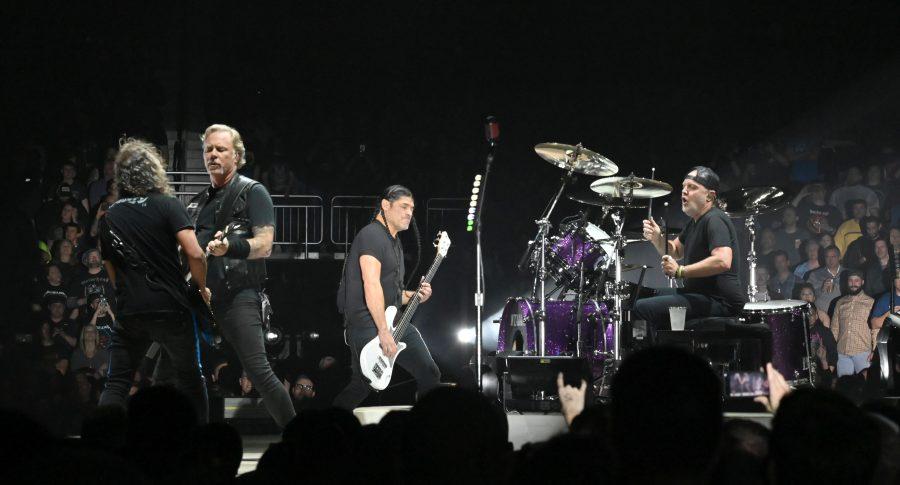 Metallica en Louisville, Kentucky.