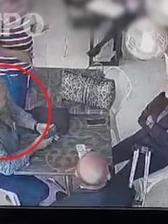 Video del homicidio de hombre en Carulla