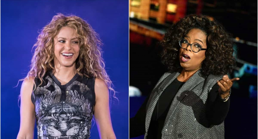 Shakira / Oprah Winfrey