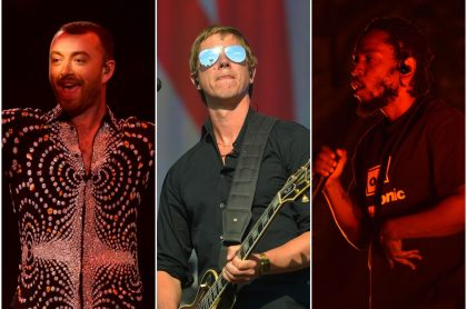 Sam Smith / Paul Banks, de Interpol / Kendrick Lamar