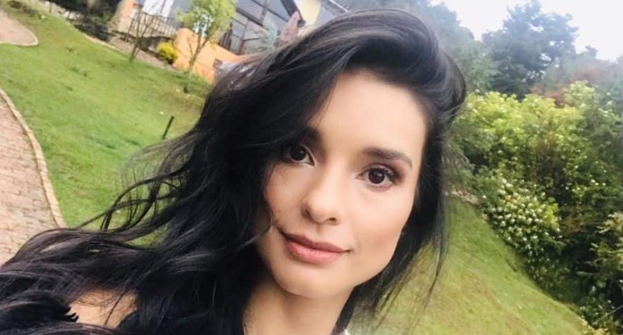 Paola Rey, actriz.