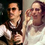 'Juanpis' González e Isabella Wills