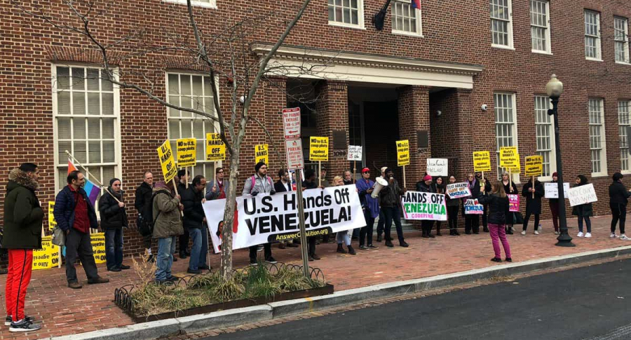 Embajada de Venezuela en Estados Unidos