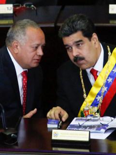¡Duro golpe al régimen de Maduro! El TIAR sanciona al mandatario y a Diosdado Cabello