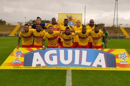 Bogotá perdió 0-3 con Patriotas