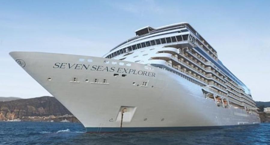 Crucero Seven Seas Explorer