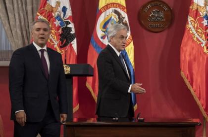 Duque y Piñera