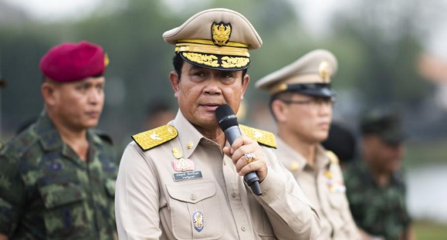 Primer ministro de Tailandia