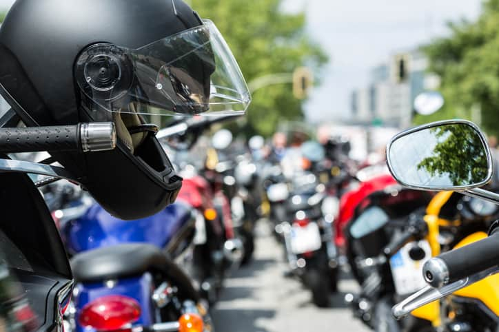 casco motos