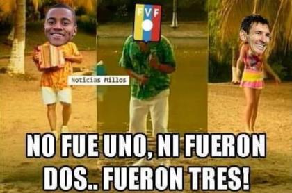 Meme de Argentina