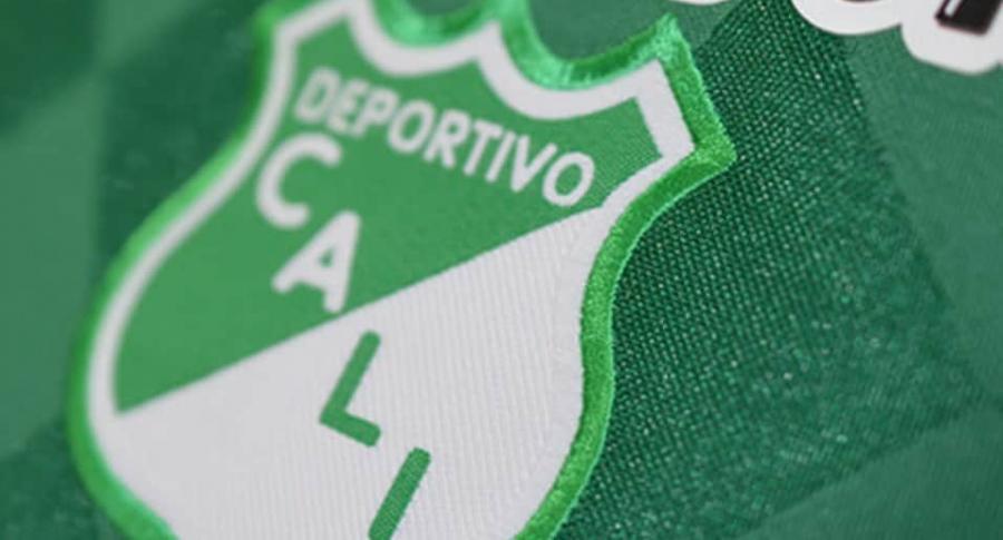 Escudo, camiseta del Deportivo Cali