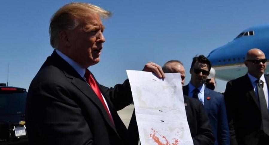 Donald Trump y Estado Islámico