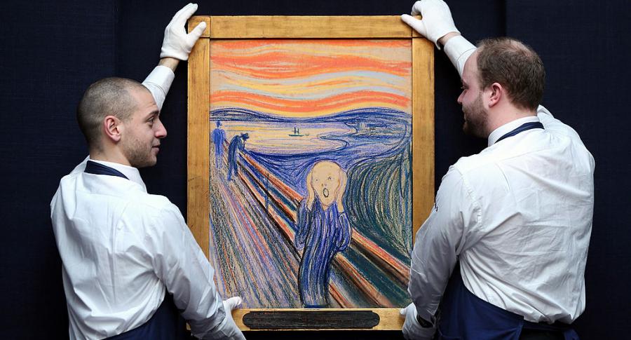 El-Grito-de-Edvard-Munch