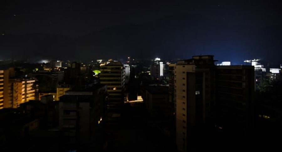 Apagón Venezuela 25 marzo