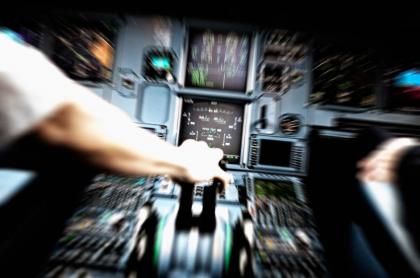 Piloto de avión.