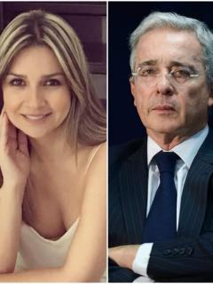 """""""En Colombia solo es políticamente correcto denunciar a Álvaro Uribe"""": Vicky Dávila"""